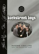 The Backstreet Boys The Official Book By Csillag, Anore Paperback Book The Fast