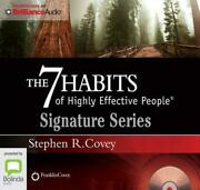 The 7 Habits Of Highly Effective People Signature Series Powerful Lessons In