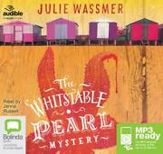 The Whitstable Pearl Mystery By Julie Wassmer English