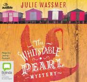 The Whitstable Pearl Mystery By Julie Wassmer English Compact Disc Book