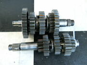 2006 Ds650 Bombardier Ds 650 Transmission Gears Shafts