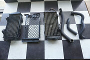 1985 Honda Atc250r Factory Left And Right Radiator And Coolant Hoses