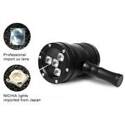 Yushi Certified Led Uv Lamps Ndt Blacklight For Industrial Flaw Detection 100 Xw
