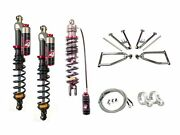 Lsr Lone Star Sport A-arms Elka Stage 4 Front Rear Shocks Yamaha Yfz450 04-05