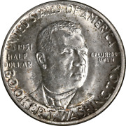1951-p Btw Booker T Washington Half Dollar Great Deals From The Executive Coin C