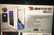 Ibuypower Gaming Pc Pre Built Used With 1080p Screen