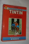 Flight 714 The Adventures Of Tintin By Herge Paperback Book The Fast Free
