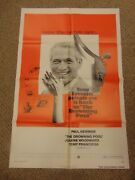 The Drowning Pool 1975 Paul Newman Joanne Woodward 27x41 Poster N8045
