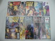 Heroes For Hire Marvel 2006 Issues 1-12 Unreadmint
