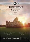 Downton Abbey The Complete Series Collection [seasons 1 2 3 4 5 6 Dvd Box Set]