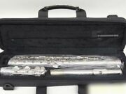 Marcato Sophia Series Flute Silver Plating With Hard Case Brass Instrument 1989