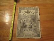 1906 Story Of The Greatest Nations Sold By Subscription