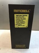 Mitchell Manuals Emission Control Service And Repair 1975-1981 Domestic Cars