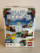Lego 2010 Happy Holidays The Christmas Game - Limited Edition