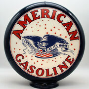 American Eagle Gasoline 13.5 Gas Pump Globe Ships Fully Assembled Made In Usa