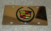 Chevy Front Crown Lincence Plate