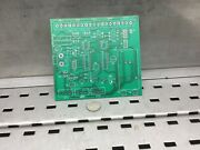 Blank Circuit Board Panel Sva V002 12978.1 Xl4-0 New Never Used Automation