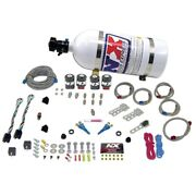 Nitrous Express 20124-12 Efi Dual Stage 2 With Composite Bottle
