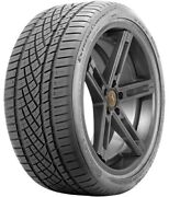 2 New Continental Extremecontact Dws06 - 245/40zr19 Tires 2454019 245 40 19