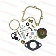 Hck01 A609925 Carb Carburetor Kit For Ford Tractor 2000 3000 4000 R3657 R3656