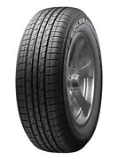 4 New Kumho Eco Solus Kl21 - P225/55r18 Tires 2255518 225 55 18