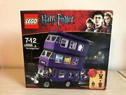 Lego Harry Potter The Knight Bus - 4866 - 281 Pieces - Retired