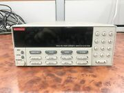 Keithley 7002 Hd High Density Swith System