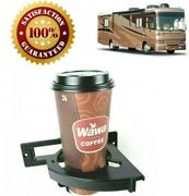 Fleetwood Rv Motor-home Flush Mount Swing Out Drink Can Cup Drink Holder 2x 7