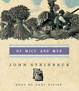 Of Mice And Men By Steinbeck, John Book The Fast Free Shipping