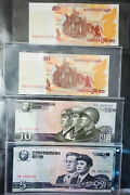 Asia Fresh Currency Note Collection
