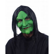 Mercedes The Witch Supersoft Uv Black Light Reactive Adult Latex Halloween Mask