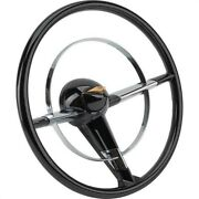 New 1955 1956 Chevrolet 15 Small Size Antique Car Comfortable Steering Wheel