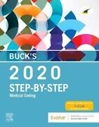 Buckand039s Step-by-step Medical Coding 2020 Edition By Elsevier English Paperback
