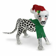 Annalee Christmas Santa Hat Leopard Brand New Sold Out At Annalee