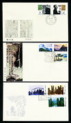 China Prc Stamps Collection Of 21 Scarce Unaddressed Early First Day Covers Fdc