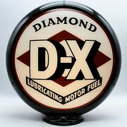 Diamond Dx 13.5 Gas Pump Globe - Ships Fully Assembled Ready For Your Pump