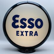 Esso Extra 13.5 Gas Pump Globe - Ships Fully Assembled Ready For Your Pump