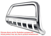 Stainless Bull Bar With Skid Plate Unspecified Brand Fits 13-20 Santa Fe/sorento