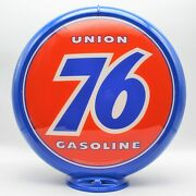 Union 76 Gasoline 13.5 Gas Pump Globe - Ships Assembled Ready For Your Pump