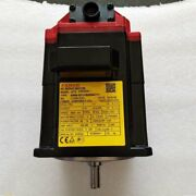 One Used Fanuc A06b-0213-b2000100 Servo Motor Tested In Good Condition