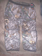 Mens 3x Camo Pants Under Armour Cold Weather Pants Insulated Hunting Pants 200