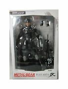New Solid Snake Square-enix Play Arts Kai Metal Gear Solid Action Figure