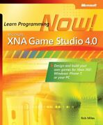 Microsoft� Xna� Game Studio 4.0 Learn Programming Now... By Rob Miles Paperback