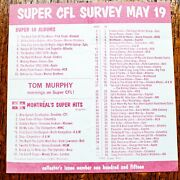 Wcfl Chicago Survey Radio Music Chart May 19 1973 Edger Winter Group Focus