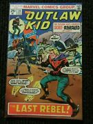 Outlaw Kid 30 Oct 1975 Last Issue High Grade See Pics
