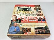 Dave Ramsey Financial Peace University Kit Total Money Makeover Coach Envelope