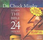 Learn The Bible In 24 Hours By Chuck Missler Calvary Chapel 24 Audio Cds New