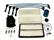 Tune Up Kit Honda Accord 1998 To 1999 For V-tec Models Ex All Filters Cap Rotor