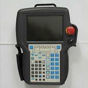 Used One For Fanuc A05b-2490-c140egn Teach Pendant A05b2490c140 Fully Tested
