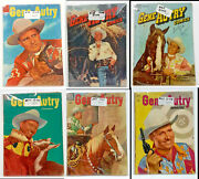 1940s-1950s Gene Autry Dell Comic Book Colection- Your Choice Of 70+ M-7872